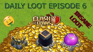 Clash of Clans Daily Loot - Day 6