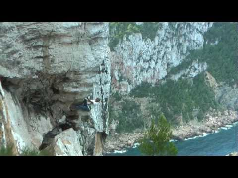 Climbing ibiza