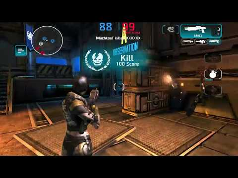 shadowgun deadzone not connected to matchmaking server