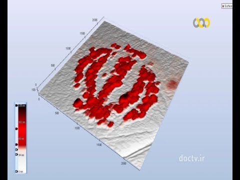Iran Nanotechnology System Corporation (NATSYCO) made Nano-Scope نانواسكوپ نانو سيستم پارس