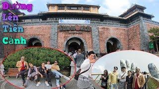 NVL | Cùng Team Xả Stress Tại Bà Nà Hiu Thành Phố Đà Nẵng - Bữa Cuối