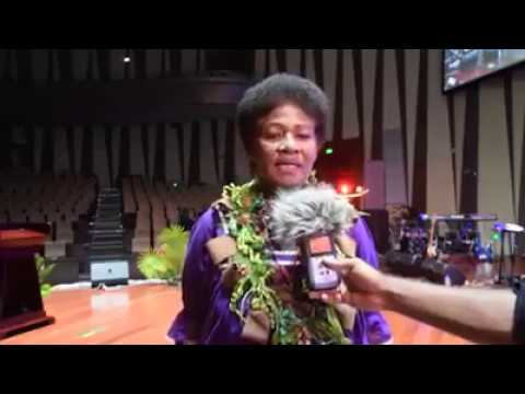 Vanuatu AOG National Women's Ministry Conference - Day 1 Highlights