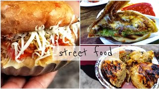 Best Street Food Siliguri (S.F Road) | Kulcha cheese Momo,cheese dabeli |EPISODE 2 |hey it's shobu |