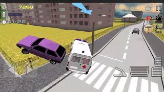 Ambulance Simulator 3D - Emergency Rescue Car Driver | Android Gameplay | Friction Games