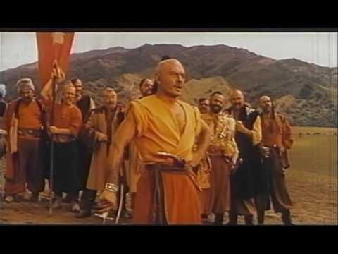 genghis khan movie