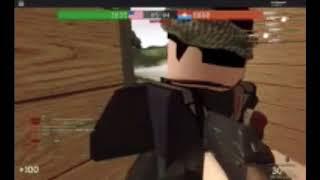 Ma première vidéo de jeu!! (Roblox: Unité 1968: Vietnam (Alpha)