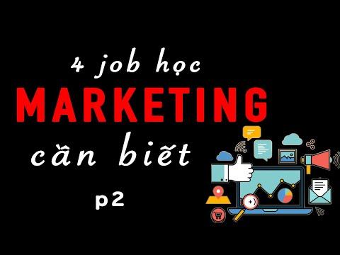 Học Marketing ra trường làm gì? - p2 #Shorts