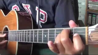 Huong Dan Dem Hat Guitar - Habanera -  Noi Buon Hoa Phuong