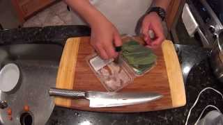 Basic Chicken Stock