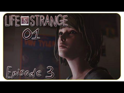 Nächtlicher Ausflug #01 Life is Strange - Episode 3 [deutsche Untertitel] - Let's Play