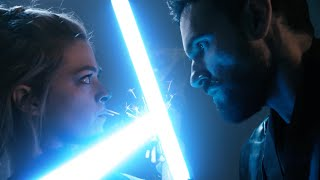 Brenden Dahle  Star Wars Fight Sequence (+BTS)  BuzzFeed