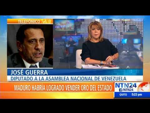 """""""Al menos 30% de los venezolanos viven de las remesas del extranjero"""": José Guerra"""