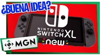 Es una buena idea el Nintendo Switch XL o Pro? aquí en MGN en españ...