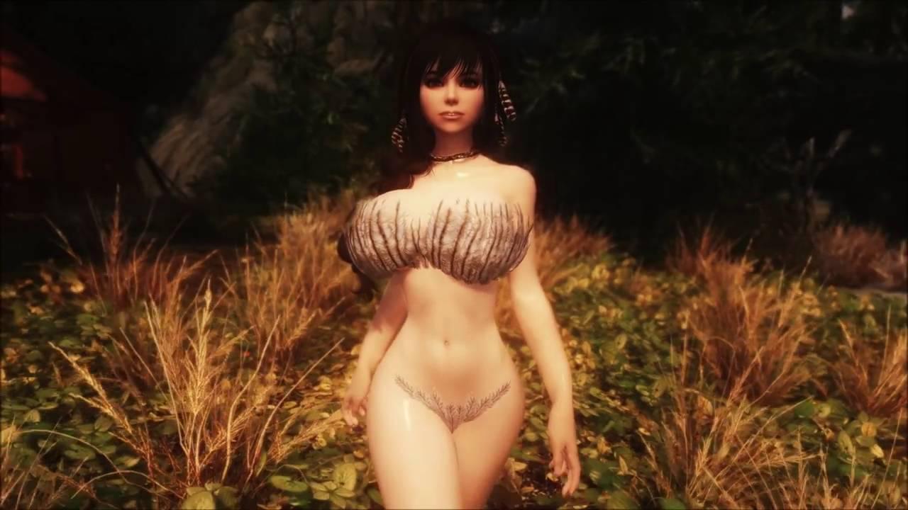 Skyrim Sexy Nude Grils Mode