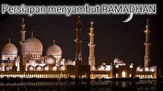 Download lagu Rindu Ramadhan, sholawat menyambut bulan puasa, bulan suci bulan yg penuh berkah