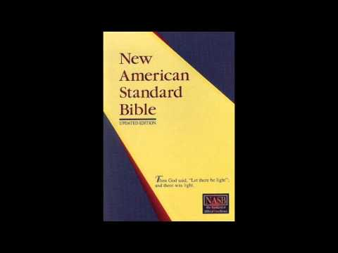 The Book Of Jeremiah (NASB Audio Bible Non Dramatized)