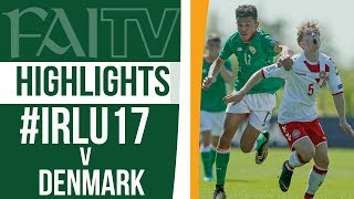 HIGHLIGHTS | Ireland U17 1-0 Denmark U17