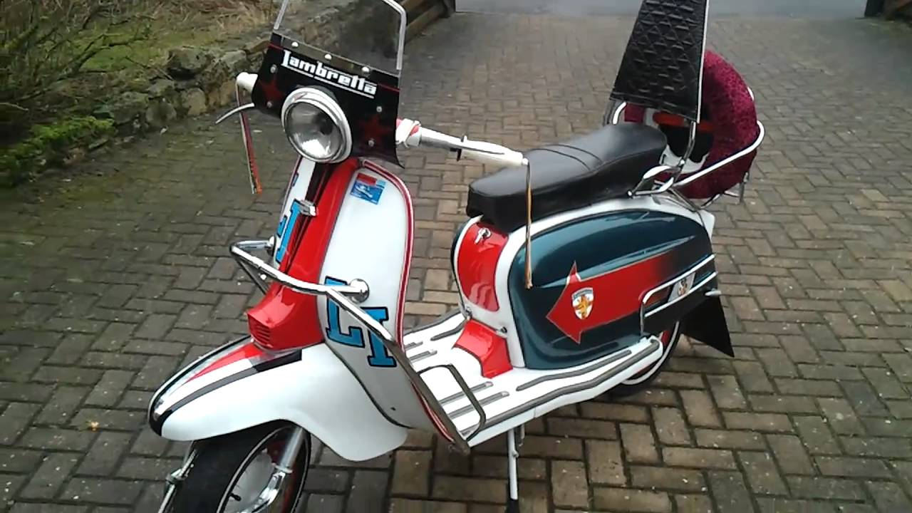 Jimmy Lambretta Youtube