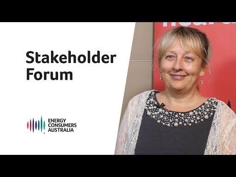 Stakeholder Forum: Sydney