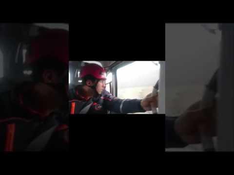 AFAD Kahramanmaraş'tan Film Gibi Kurtarma Operasyonu