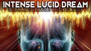 Intense Lucid Dream Music With Potent Binaural Beats (POWERFUL THETA REALMS MEDITATION) Isochronic