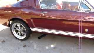 1965 Mustang Fastback 2+2 4 SPEED MUSCLE CAR SOLD @ Erics Muscle Cars