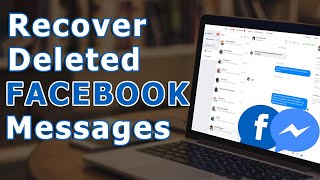 How to Recover Deleted Messages of Facebook Messenger| Recover Deleted Facebook Conversation - 2021 screenshot 5