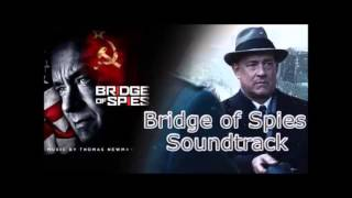 Bridge of Spies Soundtrack 2015 hall of trade unions  moscow