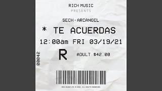 Play Te Acuerdas