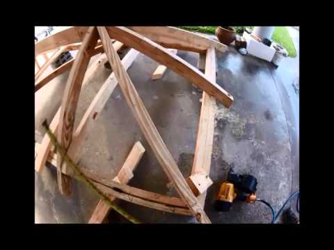 Stacking a Hip roof