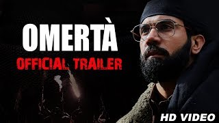 Omertà Official Trailer | Rajkummar Rao | Hansal Mehta | Releasing on 20th April 2018