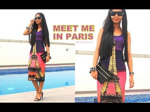 meet me in paris showcase