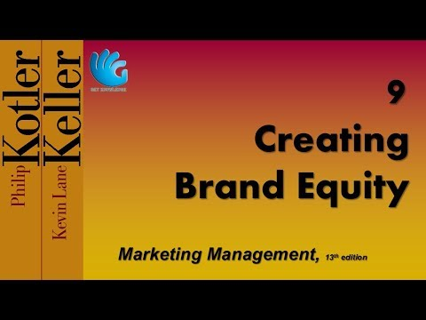 Creating Brand Equity | Marketing Management (Lecture 9)