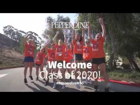 #PepperdineNSO   Move In 2016