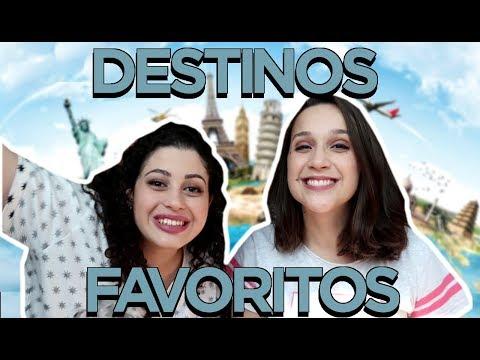 MAQUIA E FALA   DESTINOS FAVORITOS com Andressa Caggiano • larrorex