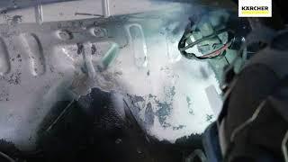 Kärcher Ice Blaster _čištění podvozku auta