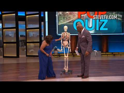 Grey's Anatomy's Chandra Wilson plays Anatomy Pop Quiz