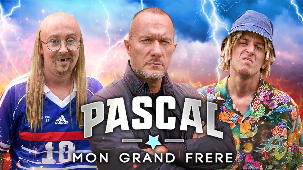 Pascal Mon Grand Frère 2 - Le Monde à L'Envers