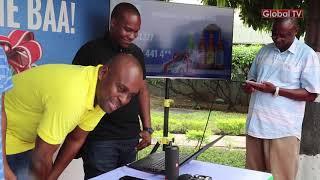Mtunza Bustani Arusha  Ajinyakulia Gari kutoka TBL
