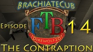 FeedTheBeast - Direwolf20, Episode 14: The Contraption