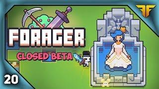 Forager Beta Gameplay