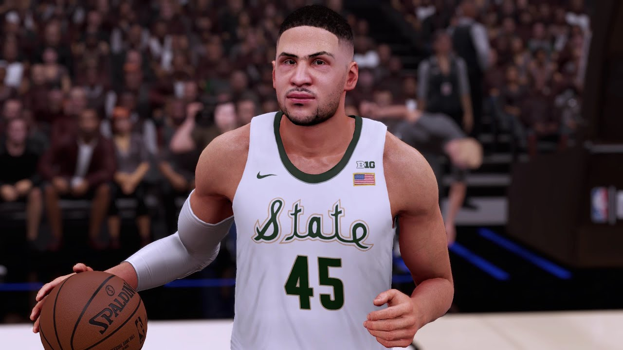 NBA 2K16 Denzel Valentine Creation Tutorial   YouTube