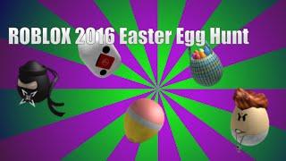ROBLOX 2016 Egg Hunt
