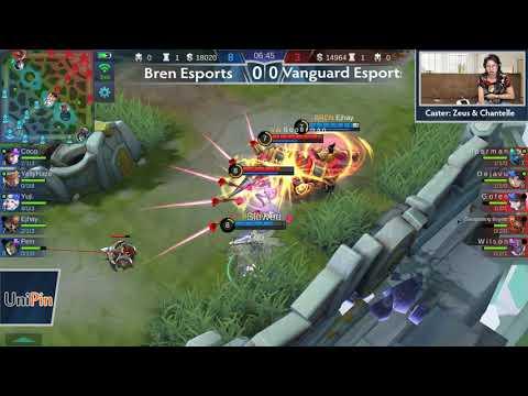 Bren Esports vs Vanguard Esports Game 1,2 (BO2) Just ML League 3