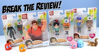 Wreck it Ralph 2 Breaks the Internet Disney Toys Action Figures Review