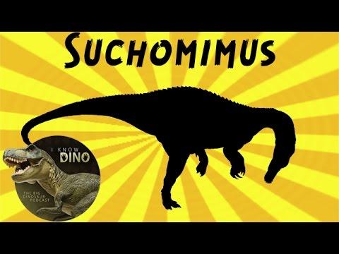 Suchomimus: Dinosaur of the Day