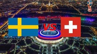 MM-Kisat 2018 Fifa 18 | Osa 27 Ruotsi vs Sveitsi