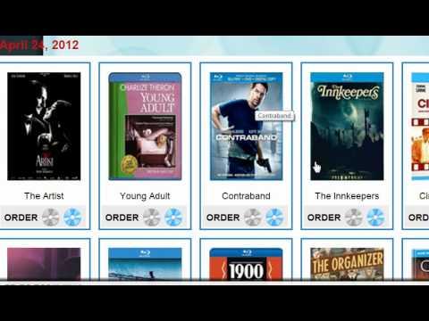 V-Log: Coming to DVD & Movie News