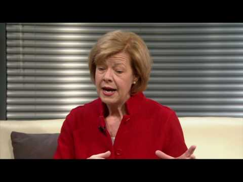 For the Record: Conversation with U.S. Sen. Tammy Baldwin
