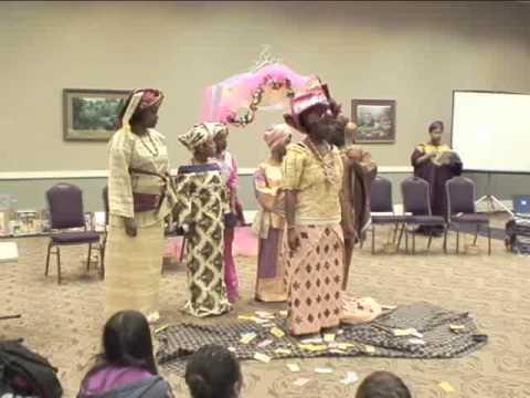 Folk Fair Exhibit 3: African Exposition Project - Nigerian Wedding Traditions